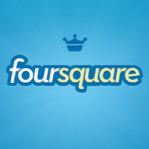 CHECK IN FOURSQUARE